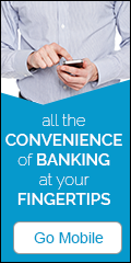 All the convenience of banking at your fingertips. Go Monbile.